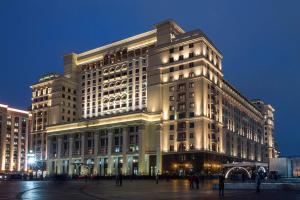 Отель Four Seasons Hotel Moscow - фото 5