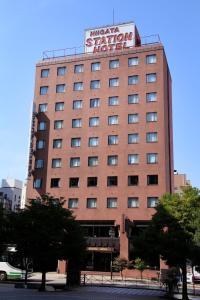 Фото отеля Niigata Station Hotel