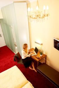 Villa Ceconi rooms and apartments, Апарт-отели  Зальцбург - big - 3