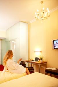 Villa Ceconi rooms and apartments, Апарт-отели  Зальцбург - big - 14