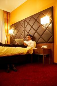 Villa Ceconi rooms and apartments, Апарт-отели  Зальцбург - big - 2