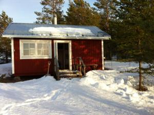 Piteå Island Cottage Stor-Räbben, Prázdninové domy  Piteå - big - 4