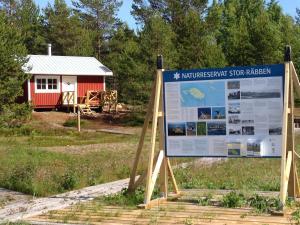 Piteå Island Cottage Stor-Räbben, Prázdninové domy  Piteå - big - 1
