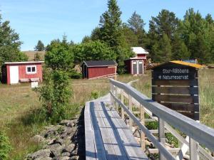 Piteå Island Cottage Stor-Räbben, Prázdninové domy  Piteå - big - 14
