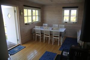 Piteå Island Cottage Stor-Räbben, Prázdninové domy  Piteå - big - 12