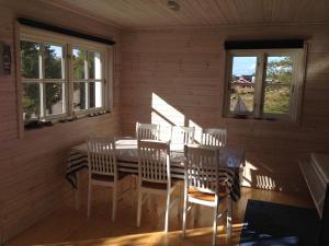 Piteå Island Cottage Stor-Räbben, Prázdninové domy  Piteå - big - 9