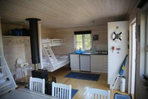 Piteå Island Cottage Stor-Räbben, Ferienhäuser  Piteå - big - 11