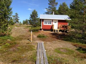 Piteå Island Cottage Stor-Räbben, Prázdninové domy  Piteå - big - 13