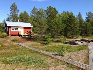 Piteå Island Cottage Stor-Räbben, Ferienhäuser  Piteå - big - 2