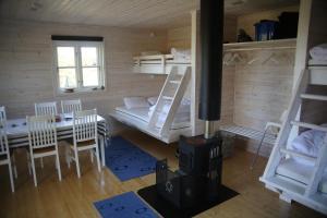 Piteå Island Cottage Stor-Räbben, Ferienhäuser  Piteå - big - 10