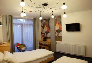 Etude Hotel, Hotely  Ľvov - big - 6