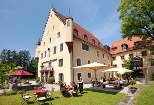 obrázek - Schloss zu Hopferau