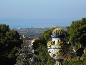 B&B La Finestra sulla Valle, Bed and Breakfasts  Agrigento - big - 57
