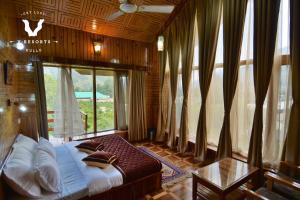 V Resorts Kullu, Курортные отели  Shamshi - big - 9
