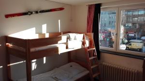 Čtyřlůžkový pokoj typu Classic