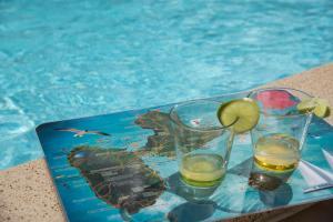 Charmante Villa avec piscine pour couples / Familles, Free Wifi