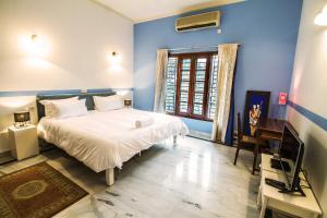 Anara Villa Service Apartments - Sainik Farm, Апартаменты  Нью-Дели - big - 8