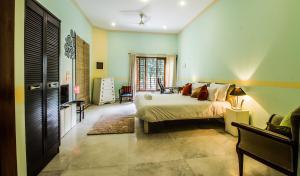 Anara Villa Service Apartments - Sainik Farm, Апартаменты  Нью-Дели - big - 9