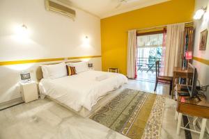 Anara Villa Service Apartments - Sainik Farm, Апартаменты  Нью-Дели - big - 7