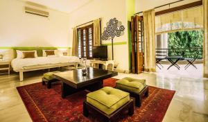 Anara Villa Service Apartments - Sainik Farm, Апартаменты  Нью-Дели - big - 2