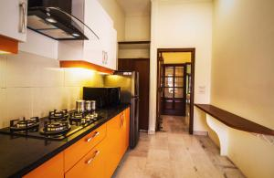 Anara Villa Service Apartments - Sainik Farm, Апартаменты  Нью-Дели - big - 16