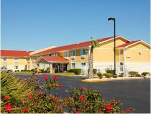 Nearby hotel : Super 8 Jacksonville