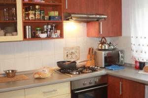 Zelený Domcek, Holiday homes  Heľpa - big - 9