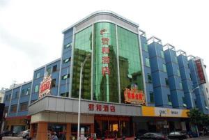 Review Zhuhai Junhe Hotel