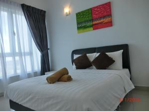 Luxury Tropez Residence, Апартаменты  Джохор-Бару - big - 4