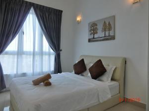 Luxury Tropez Residence, Апартаменты  Джохор-Бару - big - 3