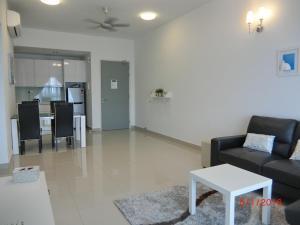 Luxury Tropez Residence, Апартаменты  Джохор-Бару - big - 12