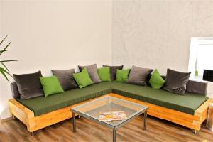 ferien-wohnen, Apartments  Mautern - big - 35