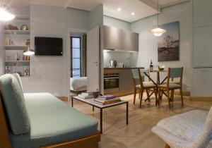 Contemporary Saint Sauveur One Bedroom Apartment