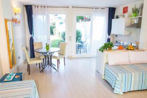 Appartamento con 1 Camera da Letto e Patio