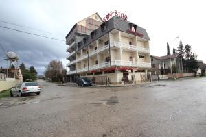 Отель Сан-Сиро - фото 20