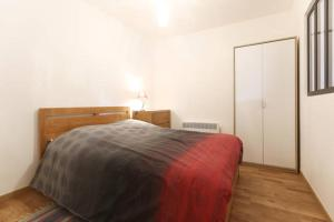 Appartement Volets Rouges, Apartments  Cachan - big - 6