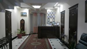 Hotel Samarkand Seoul, Отели  Самарканд - big - 18