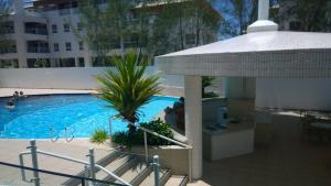 Apartamento Das Corticeiras 103, Apartmány  Florianópolis - big - 9