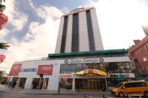 Отель Iyaspark, Испарта