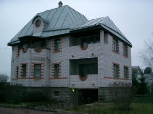 Отель Семейный петербургский дом, Мурино