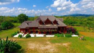 Golden Teak Palace