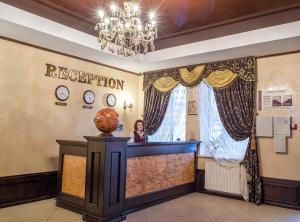 Globus Hotel, Hotels  Ternopil' - big - 125