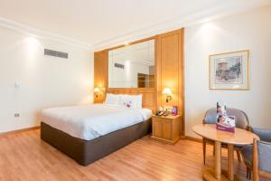 Executive Kamer met Kingsize Bed en Toegang tot de Lounge - Rookvrij