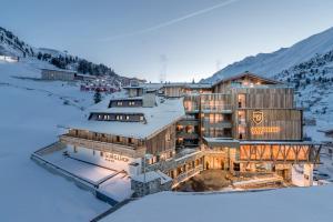 Hotel Gurglhof - Obergurgl-Hochgurgl