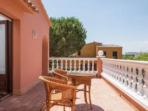 Holiday home Amfora 62, Case vacanze  Sant Pere Pescador - big - 16