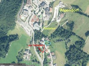 Apartment Penthouse An Der Piste 4 Alpendorf