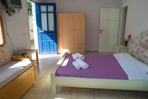 Amorgi Studios, Ferienwohnungen  Aegiali - big - 45