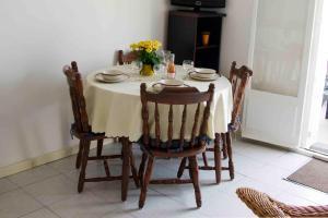 Residence du Mas, Appartamenti  Criel-sur-Mer - big - 11