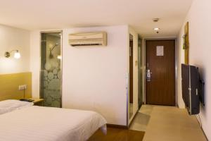 Motel Harbin Conference and Exhibition Centre Gongbin Road, Отели  Харбин - big - 12