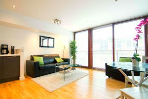 格拉斯哥米切尔街公寓 (Mitchell Street Glasgow Apartment)